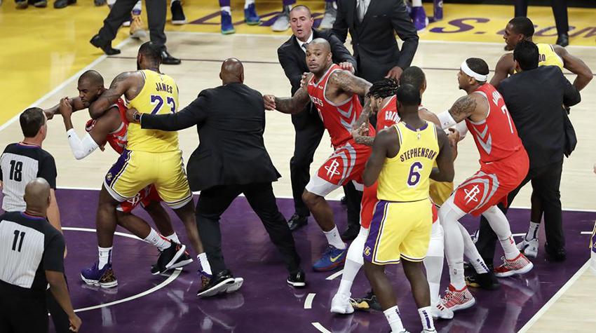 (Video) NBA suspende a Ingram, Rondo y Chris Paul por indisciplinados