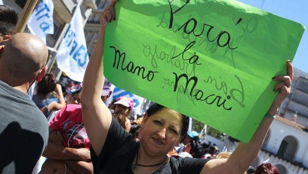 Presupuesto de Macri para 2019 prevé una fuerte reducción en educación