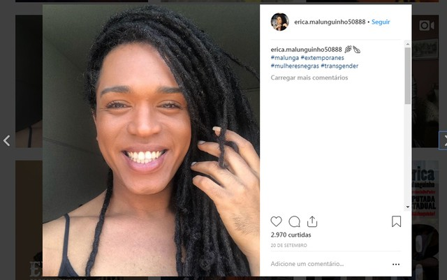Sao Paulo elige su primera diputada Transgénero