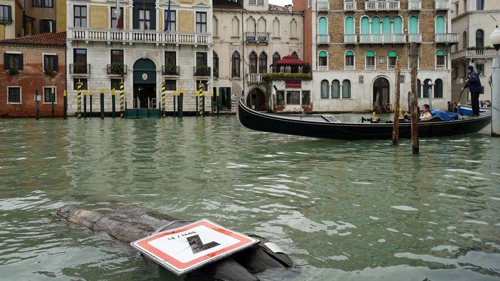 Dañadas obras de famoso pintor español por inundaciones en Venecia