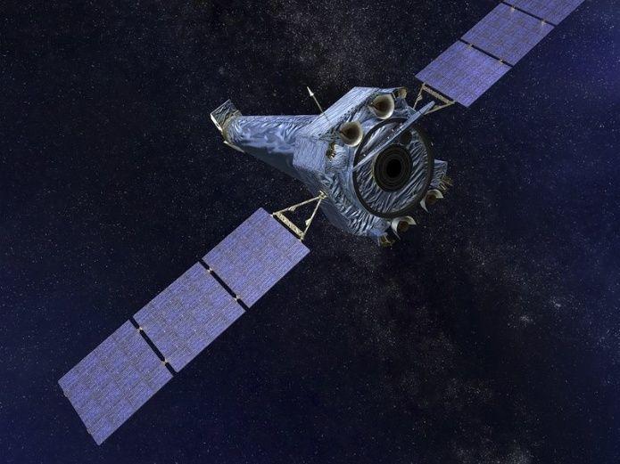 Dos telescopios de la NASA se apagaron en órbita