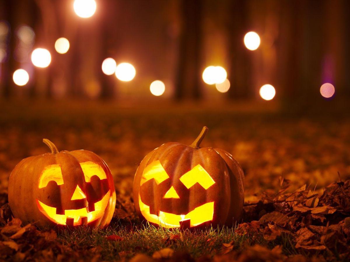 (Video) Una niña de dos años tiene el disfraz más aterrador de Halloween