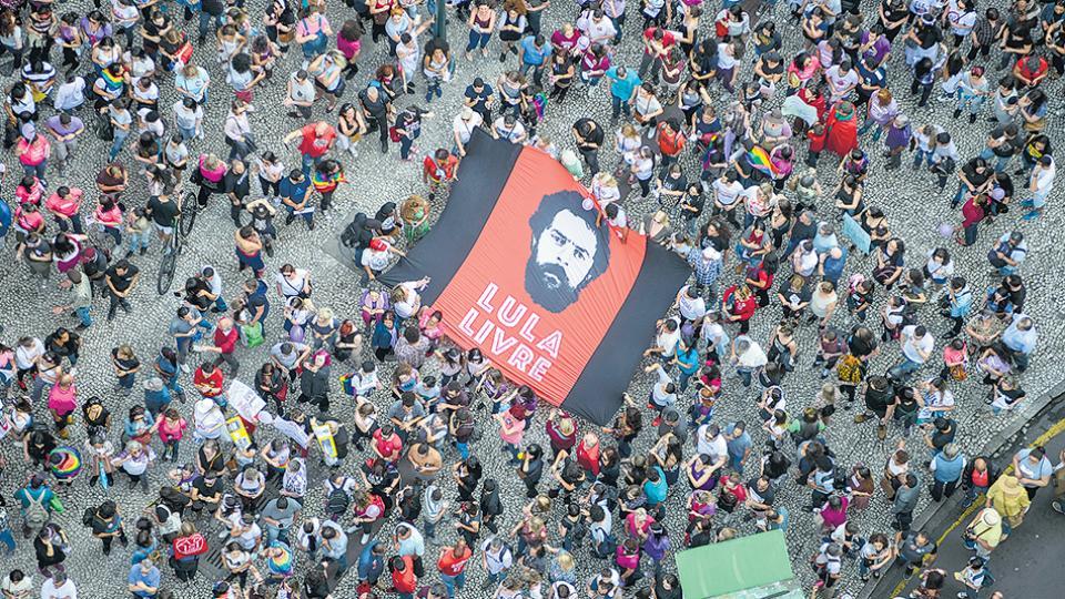 Organizaciones crean comité internacional para defender la libertad de Lula