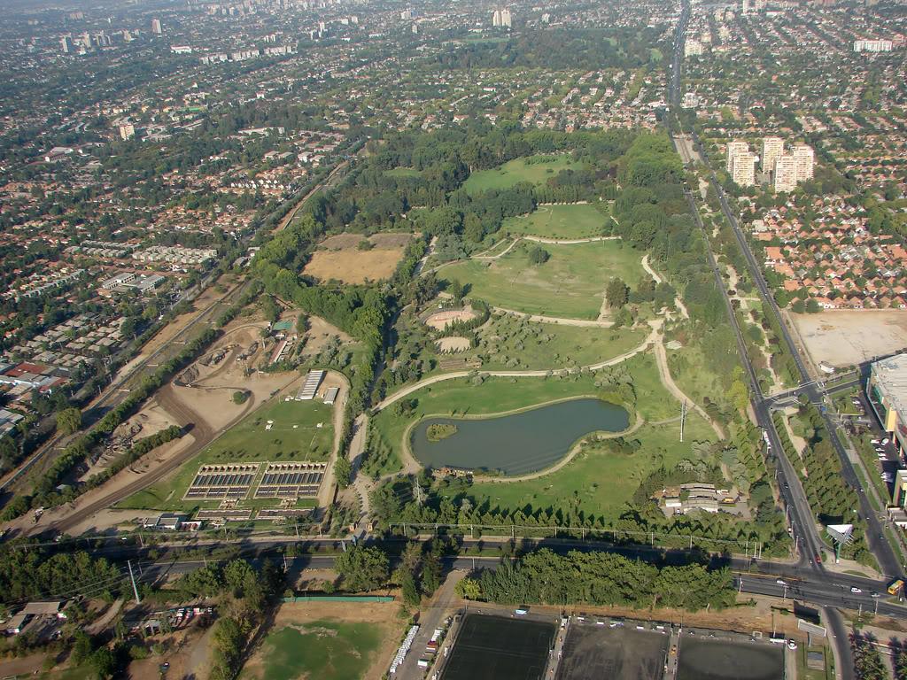 Ecologistas llaman a votar por repotenciar áreas verdes en el Parque Alberto Hurtado