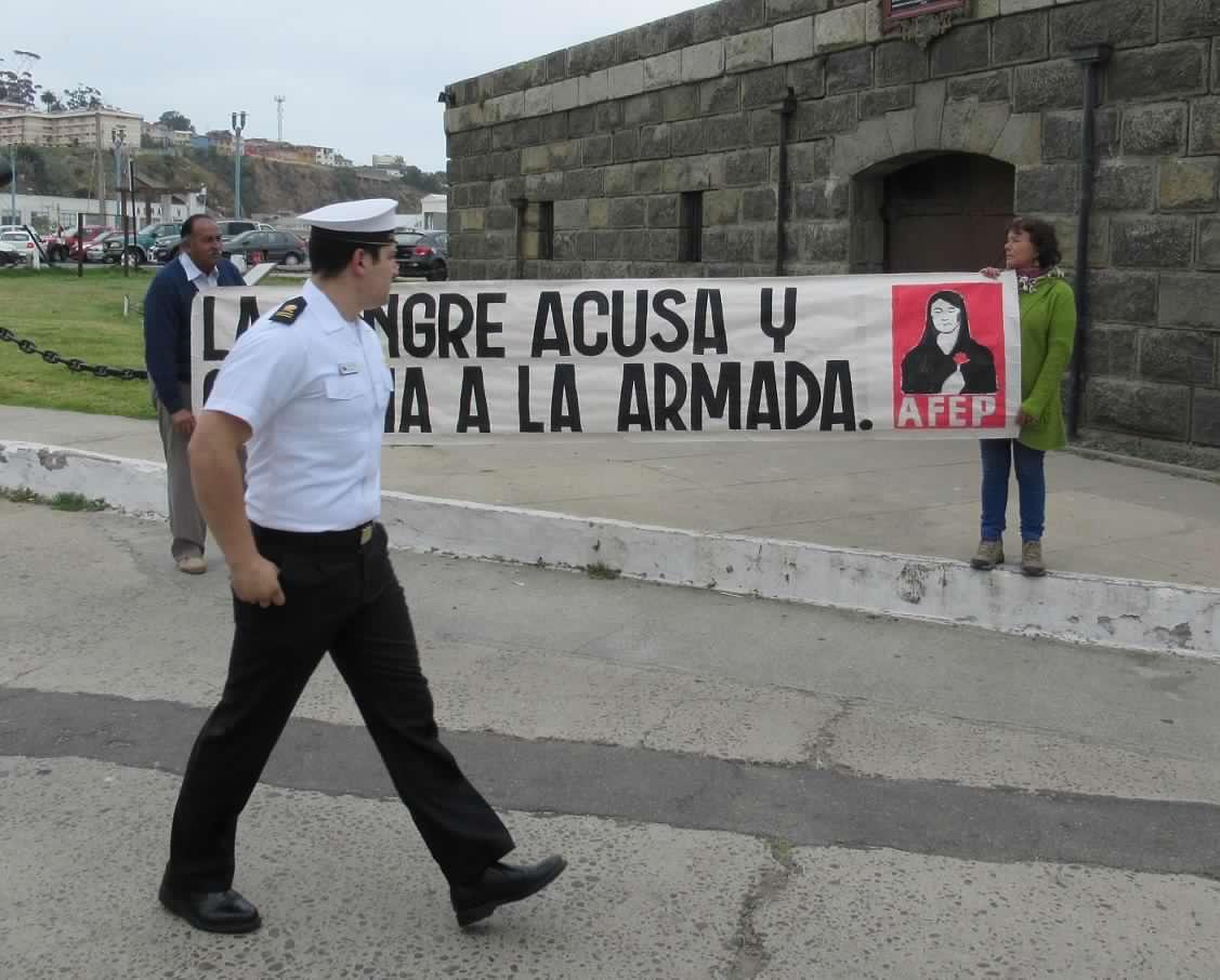 Prisión y tortura: La bitácora del dolor a bordo del buque-escuela Esmeralda