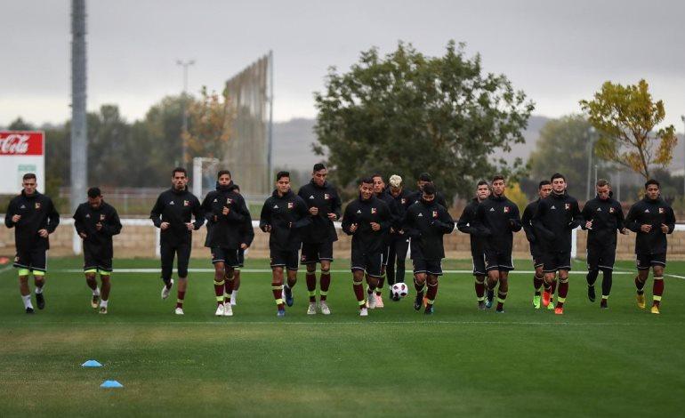 Josef Martínez no jugará contra los Emiratos Árabes Unidos