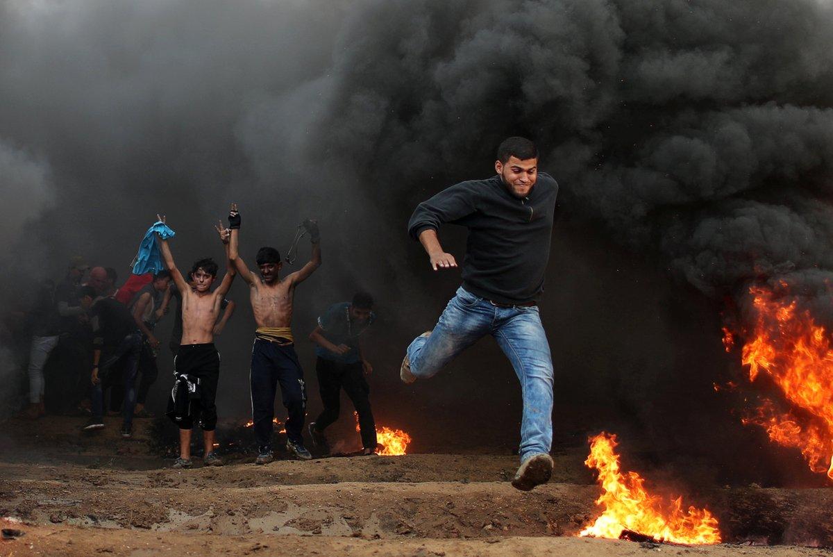 Otros cinco palestinos asesinados por el Estado genocida israelí