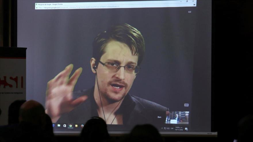 Snowden asegura que Khashoggi fue cazado con herramienta espía