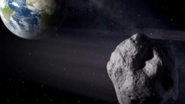 Tres asteroides pasarán cerca de la Tierra pero son inofensivos