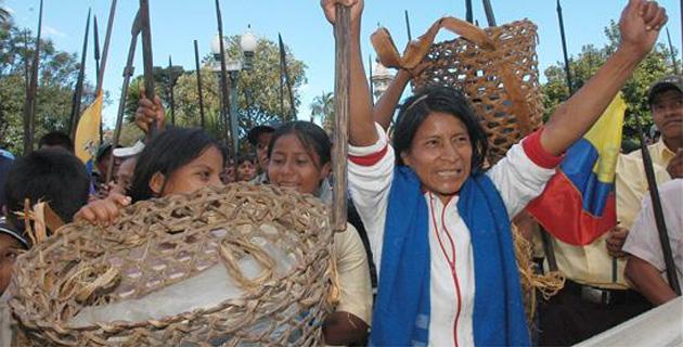 Indígenas awá ganan juicio a petrolera Colombia Energy