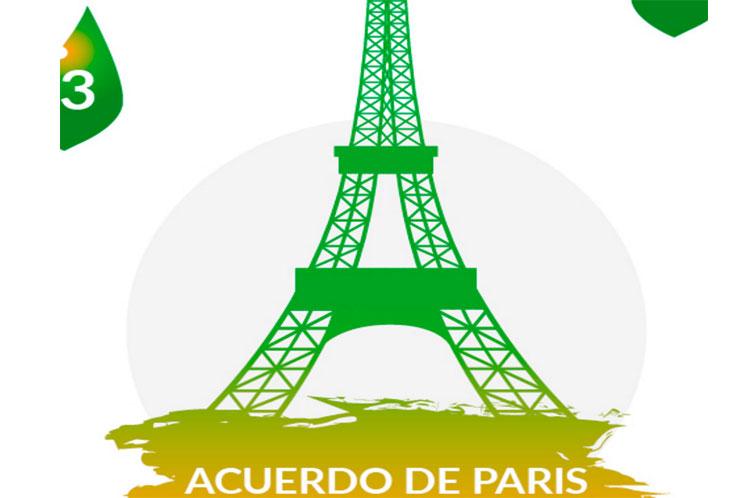 Evo Morales pide a EE. UU. a mantener Acuerdo de París