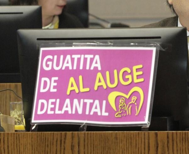 """Seminario: """"Guatita de Delantal por la Dignidad y Calidad de Vida"""""""