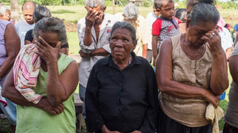 """Detectan 52 casos de """"locura colectiva"""" en el Caribe norte de Nicaragua"""