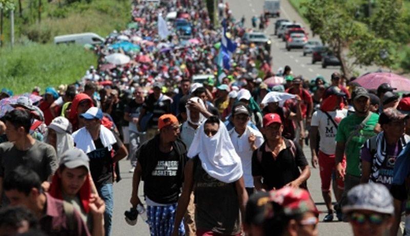 Caravana de migrantes: Donald Trump financia colaboradores infiltrados en complicidad con autoridades mexicanas para obtener información