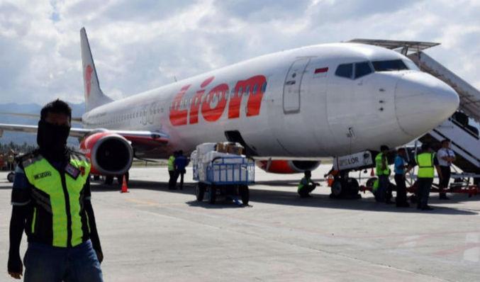 Recuperada caja negra de avión indonesio siniestrado de Lion Air