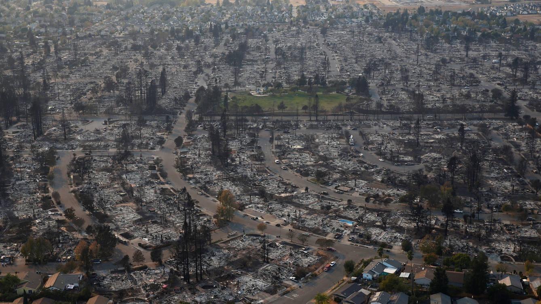 Incendios de California dejaron mas de $14.500 millones en pérdidas