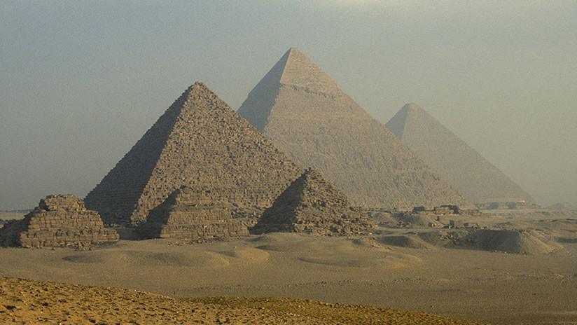 Descubren cómo los egipcios movían las gigantescas piedras de las pirámides