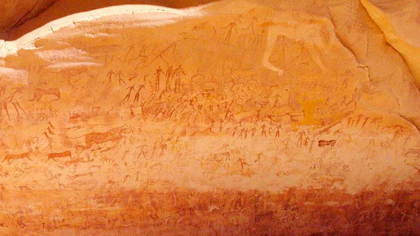 """(Foto) Una """"vaca"""" es el dibujo de un animal más antiguo del mundo"""