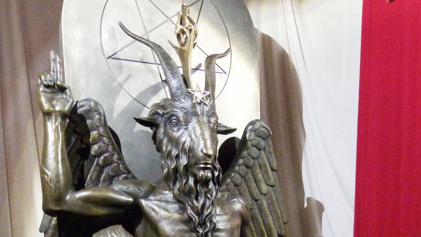 Templo Satánico demanda a Netflix y Warner Bros por plagio de estatua diabólica