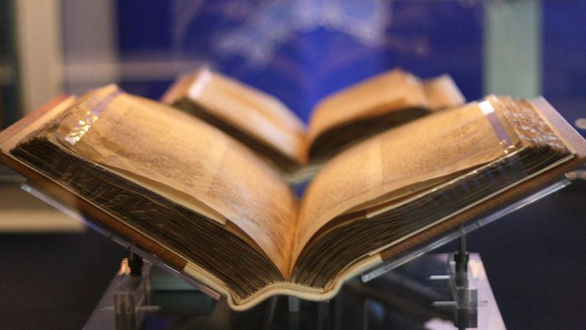 """El libro del """"Día del Juicio"""" esconde otra historia de Inglaterra"""