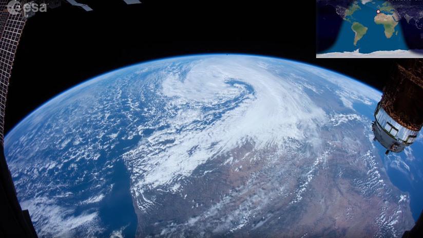 El video de cámara rápida más largo de la Tierra vista desde el espacio
