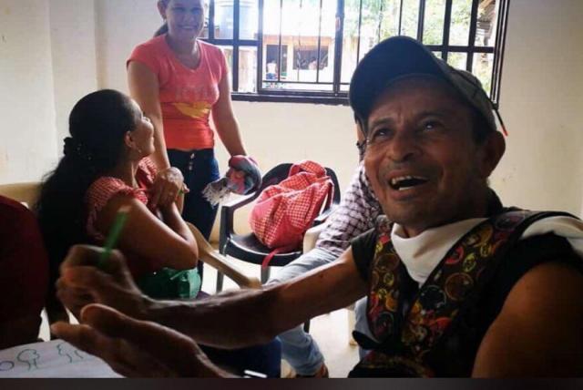 (Video) Asesinan a líder campesino en Colombia