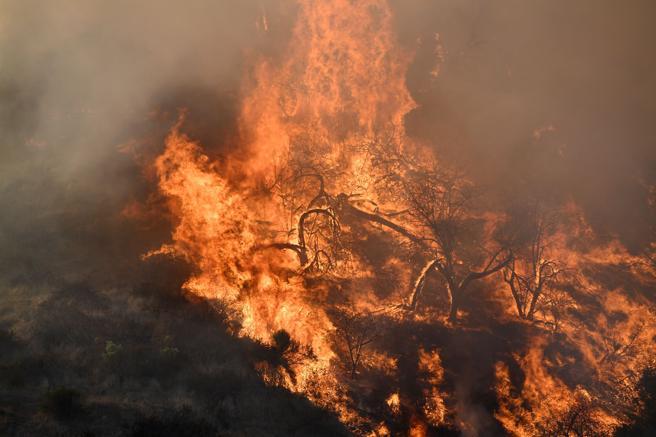 Aumenta a 42 fallecidos por el incendio más mortal en la historia de California