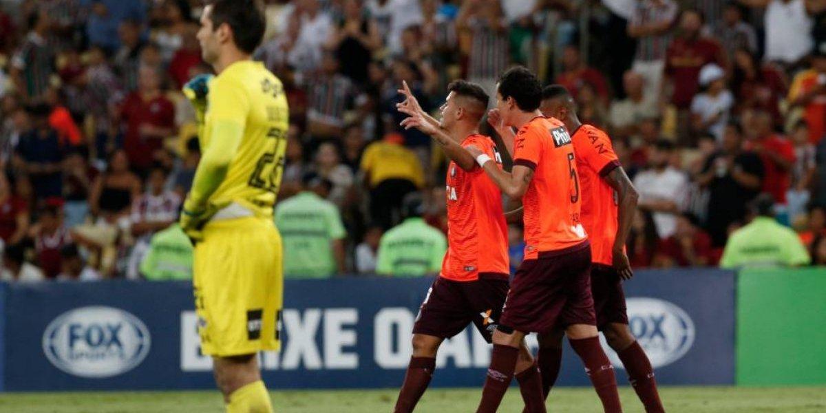Atlético Paranaense clasifica por primer vez a una final de la Copa Suramericana