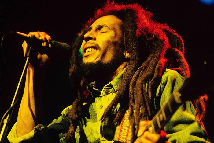 Bob Marley inmortalizó el reggae como Patrimonio Cultural Inmaterial de la Humanidad