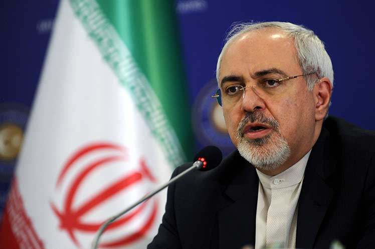 Canciller de Irán ratifica que su país está dispuesto al diálogo con EE. UU.