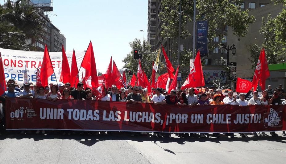 Paro Nacional Activo se toma las calles en rechazo a proyectos del Gobierno