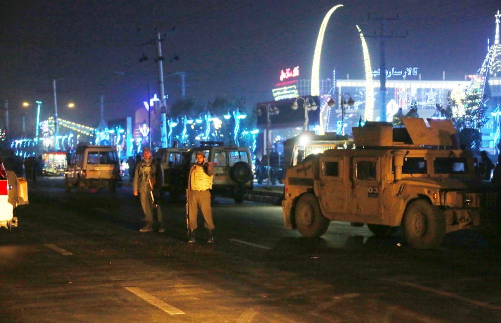 Atentado suicida en Afganistan deja 43 muertos y 83 heridos