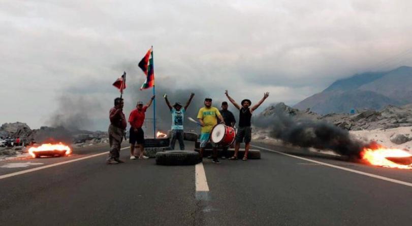 Las demandas de los pescadores artesanales que mantienen movilizada a la ciudad de Iquique