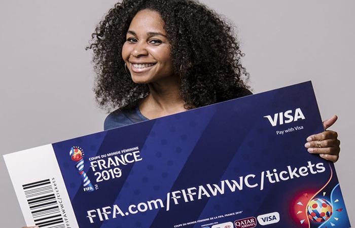 FIFA ha vendido 150.000 entradas para la Copa Mundial Femenina 2019