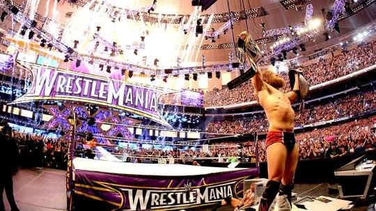 (Video) Daniel Bryan es el nuevo campeón de la WWE