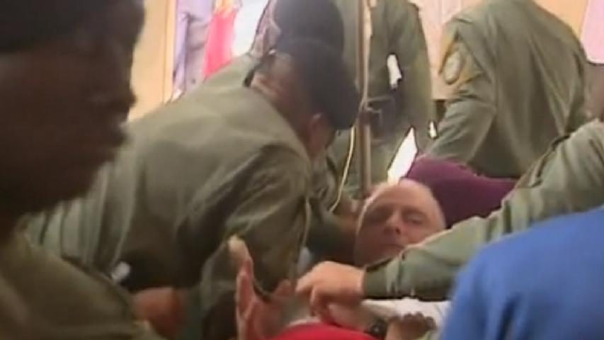 Ex presidente panameño preso por corrupción fue hospitalizado