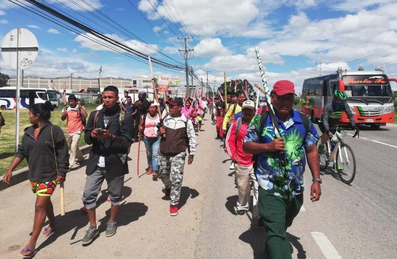 Pueblos indígenas y  Gobierno de Iván Duque realizan primeros acercamientos