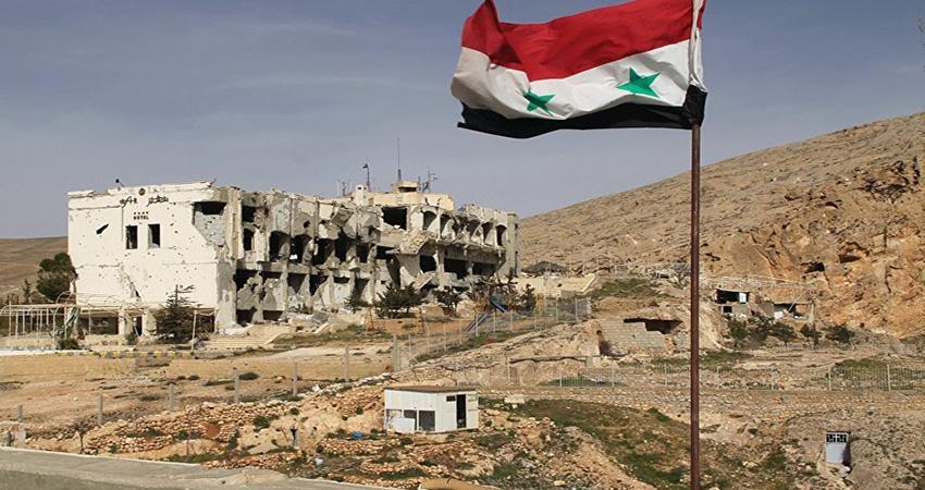 """Ejército sirio recuperó el """"pleno control"""" sobre la región de Al Safa"""