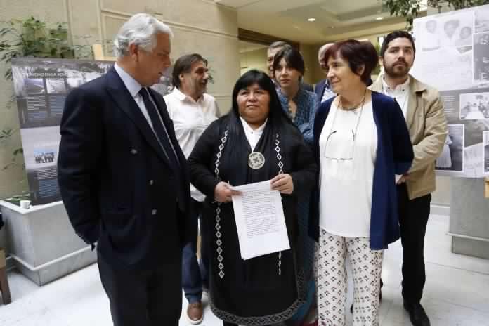 Muerte de Camilo Catrillanca: Oposición presentará el martes la solicitud de interpelación al Ministro del Interior