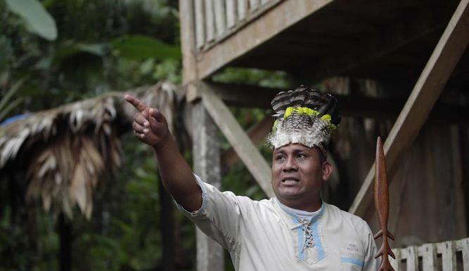 Rey indígena de Panamá: si el Presidente no firma la ley, cerramos la frontera