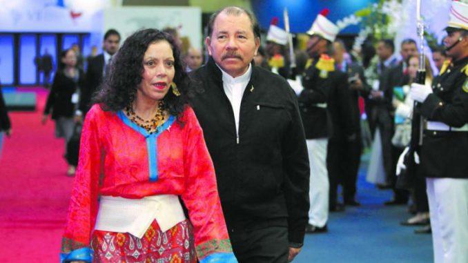 Las sanciones de Trump ahora golpean a la Primera Dama de Nicaragua