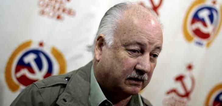 Suprema condenó a cinco miembros (r) de la FACh por secuestro de Guillermo Teillier