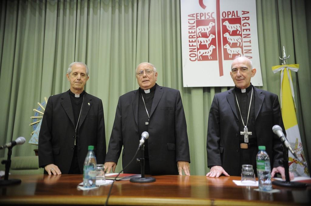 conferencia episcopal argentina se pronuncia ante crisis social argentina