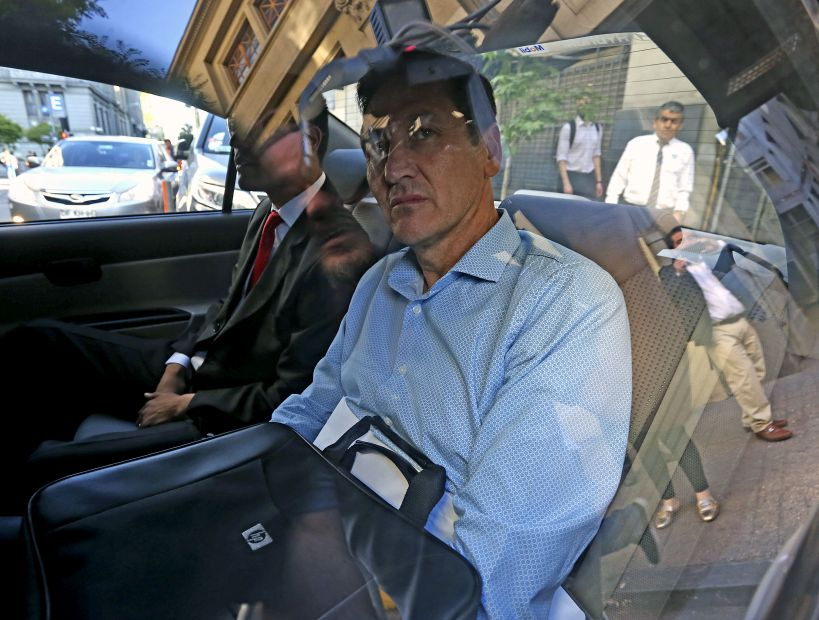 Jefe de la sección de pasajes y fletes del Ejército es procesado por fraude al fisco y queda detenido