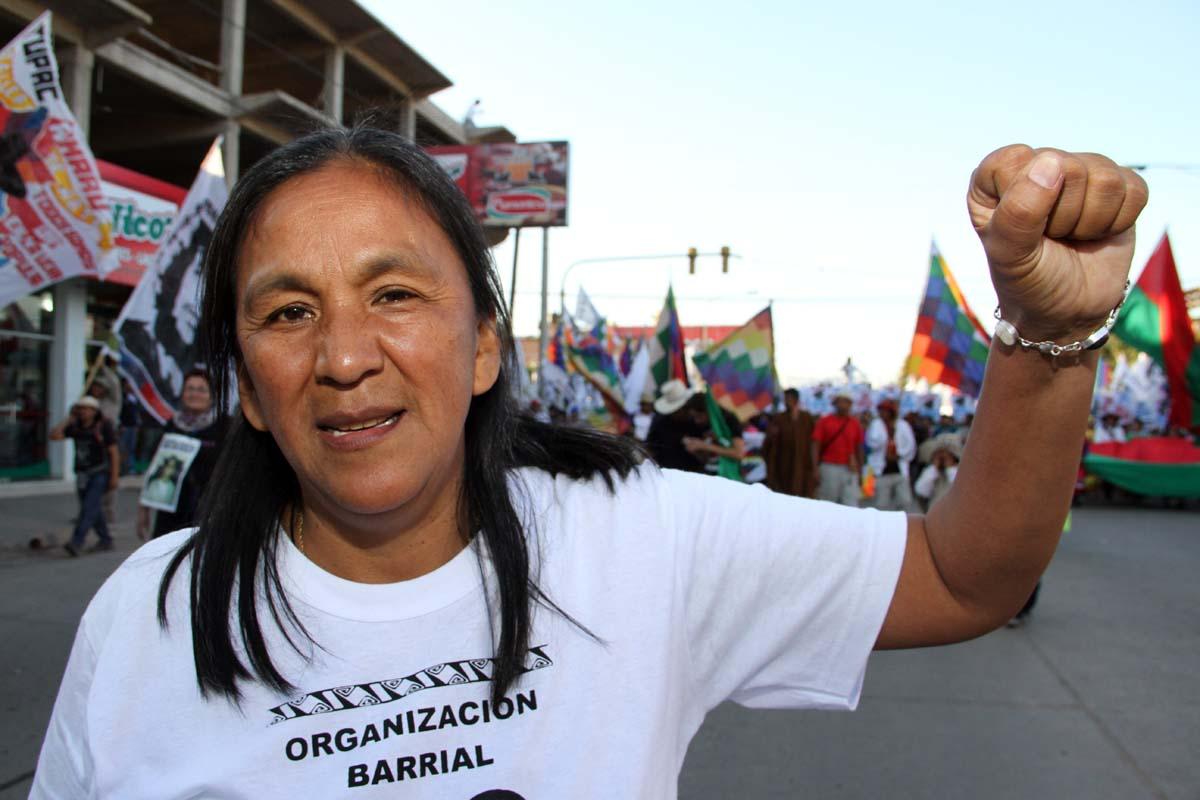 En Argentina enjuiciarán a la líder social Milagros Sala