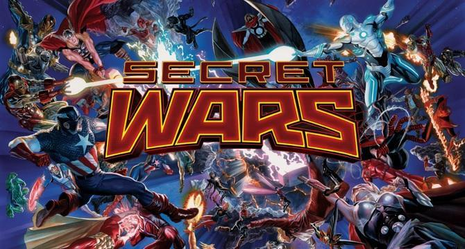 """""""Secret Wars"""" es el cómic de Marvel con el que sueñan los Hermanos Russo"""