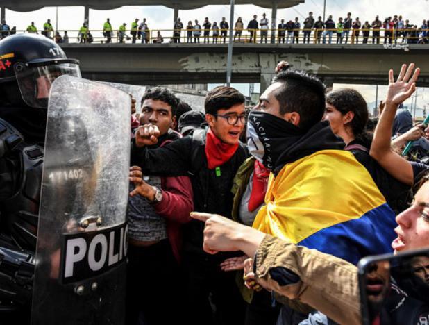 ONU pide a Iván Duque que se respete el derecho a la protesta en Colombia