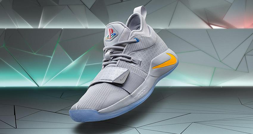 (Video+Fotos) Nike presentó sus zapatillas modelo PlayStation