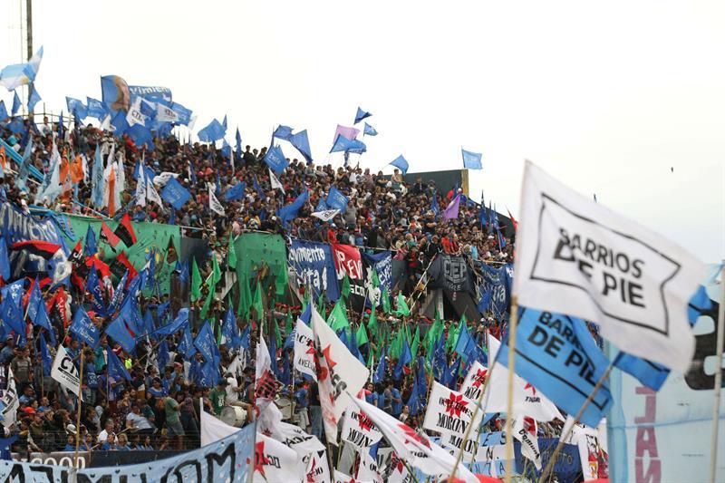 Final de la Copa Libertadores evidencia la crisis social que vive Argentina