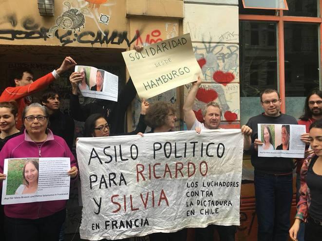 "Embajada de Francia en Chile: Organismo que dio asilo a Palma Salamanca ""se pronuncia con total independencia"""